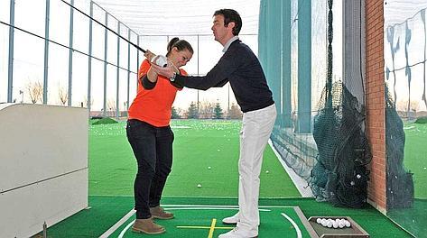 Gazzetta.it per il golf dei giovani, Le proposte del Golf Indoor Mozzo - La Gazzetta dello Sport