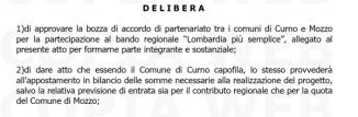 """Curdomo: Curno e Mozzo insieme per """"Lombardia piu' Semplice"""" Regione :: Bando """"Lombardia più Semplice"""" « Curdomo News"""