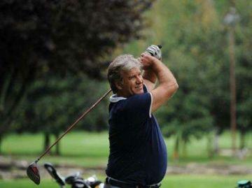 Palla in buca in un colpo: 2 volte Il golf è spettacolo a Longuelo - Sport - L'Eco di Bergamo - Notizie di Bergamo e provincia