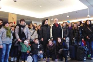 #Sanfelice sul Panaro: i bersaglieri di Mozzo accolgono i ragazzi in visita al nostro paese « blog del Bersagliere
