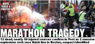 esplosione boston