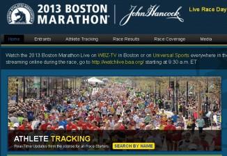marhaton boston partecipant
