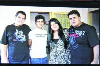 Irmãos superam separação de 16 anos - Jornal da Cidade