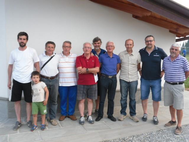 Amici Mozzo, una rosa per ritornare immediatamente in Seconda « Bergamo e Sport « AMICI MOZZO 2008 Football Club