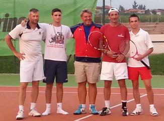 mozzo tennis