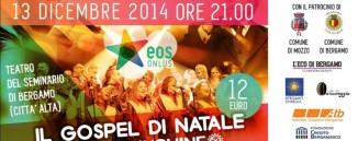 A Bergamo il Sunshine Gospel Choir Concerto alle 21 la sera di Santa Lucia - Cultura e Spettacoli Bergamo